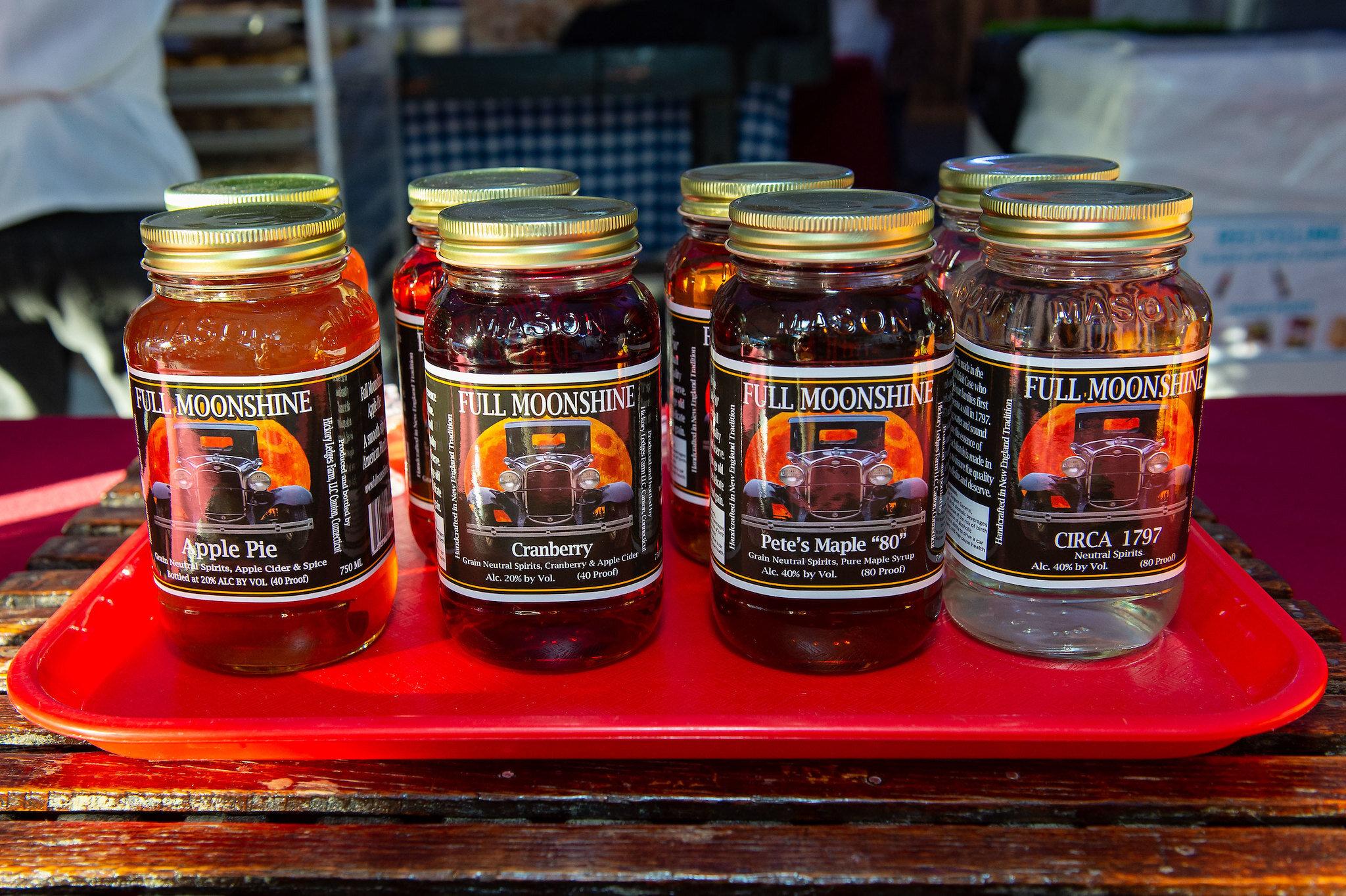 Hickory Ledges Farm - Full Moonshine