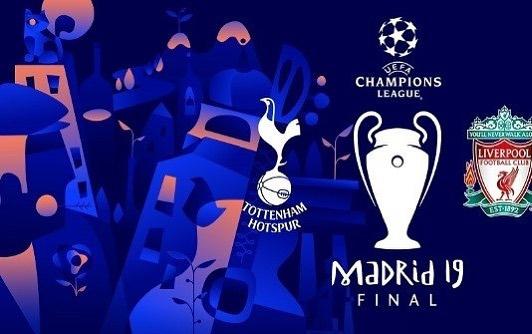 Champions League finals @emblem_bk 3 PM. #championsleague #uefachampionsleague #liverpoolfc #tottenhamhotspur #sportsbar
