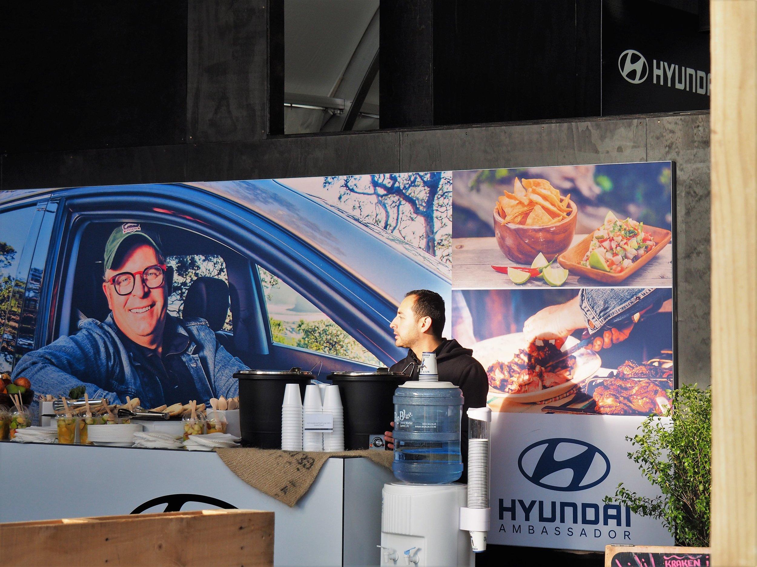 Hyundai at Fieldays 2017