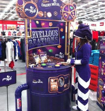 Cadbury Marvellous Creations Campaign
