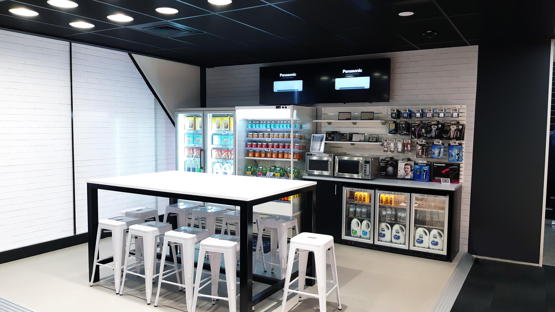 Panasonic Showroom