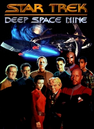 Such a great Star Trek series featuring an African-American lead.