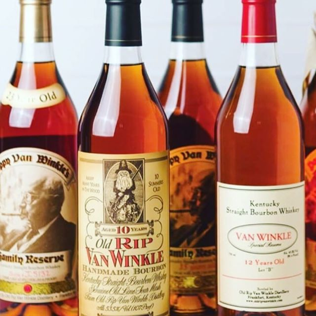 We've got all the Van Winkles on our shelf. Treat yourself and Dad to some of the world's finest and very rare bourbon. ✨ #pappyvanwinkle  #hiddengem #rarebourbon  #starlitesandiego