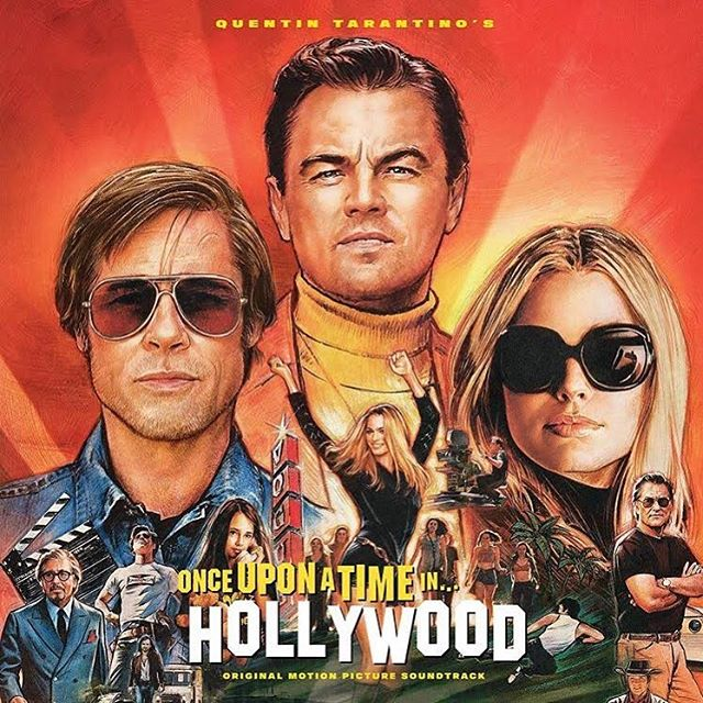 Come to Starlite✨ this Tuesday at 8pm  to celebrate the release of Once Upon a Time in Hollywood. We are giving away totes, posters, screening passes to the movie, and pins (while supplies last) thanks to @alliedsandiego. We'll also have a few drinks named after the film. @onceinhollywood  #onceuponatimeinhollywood  #tarantino  #starlitesandiego