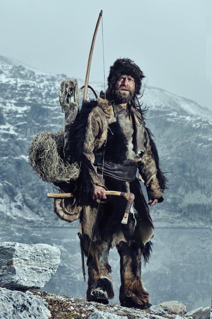 Sehnsucht nach dem starken Steinzeitmann? - Jürgen Vogel als Ötzi im Bio-Pic Der Mann aus dem Eis