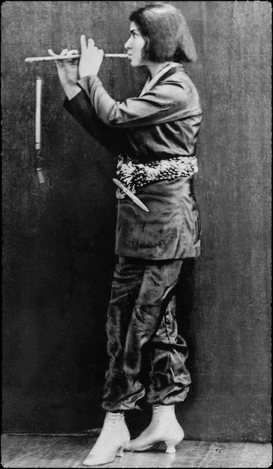 Else Lasker-Schüler - Prinz von Theben