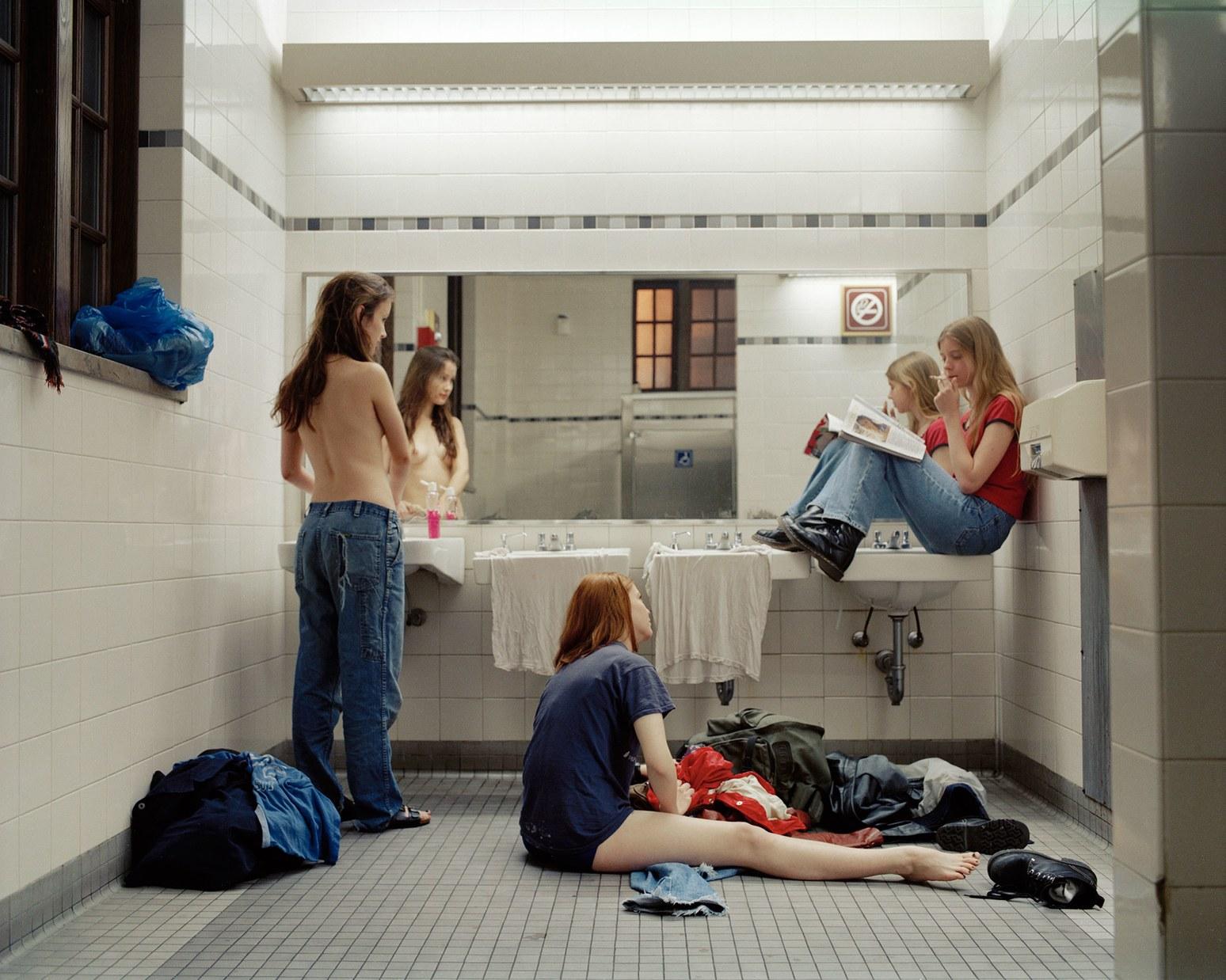 Fotoserie von  Justine Kurland