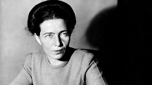 Simone de Beauvoir - Ich habe lange gezögert, ein Buch über die Frau zu schreiben. Das Thema ist ärgerlich, besonders für die Frauen; außerdem ist es nicht neu. Besteht hier übrigens ein Problem? Und welches ist es denn? Gibt es überhaupt Frauen?
