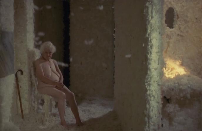 Auch alte Körper nehmen in Vardas Filmen Raum ein.