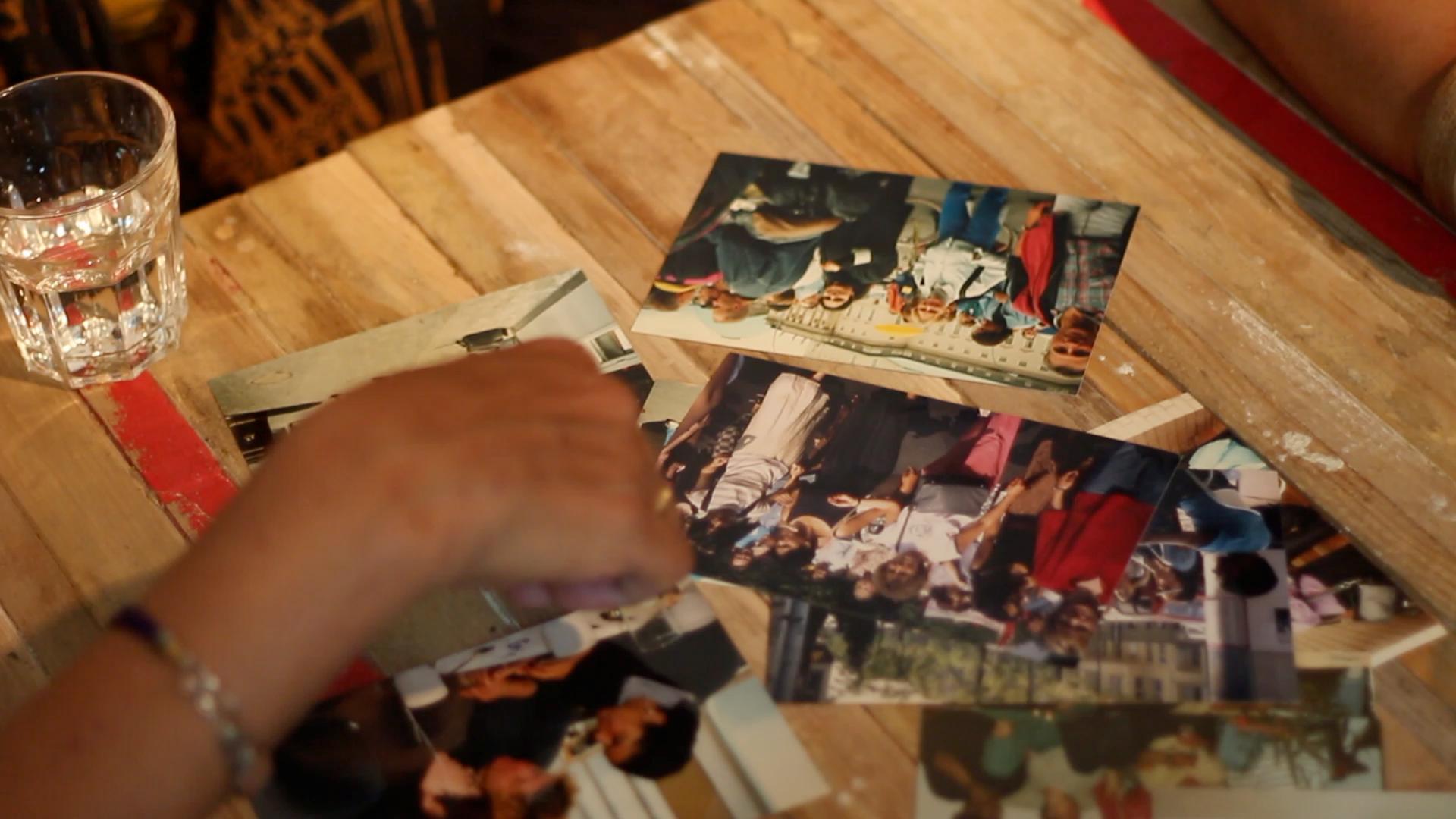 © Diane Izabiliza    Vergessene Geschichten - Fotos aus der Zeit des Mauerfalls