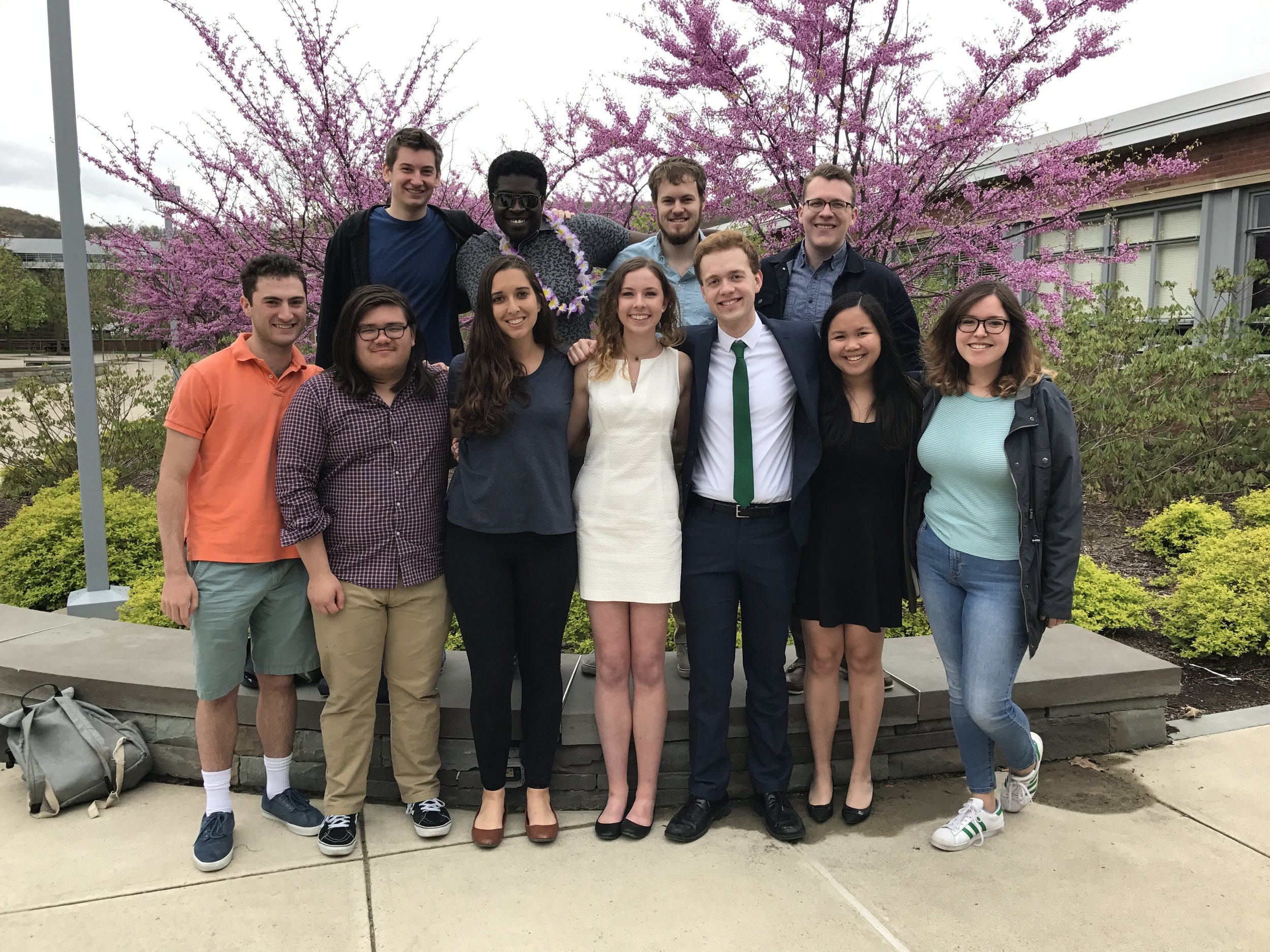 The Cornell Dems were well represented at CDNY's convention at Binghamton University.