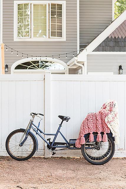 Blanket Statement Crochet Pattern