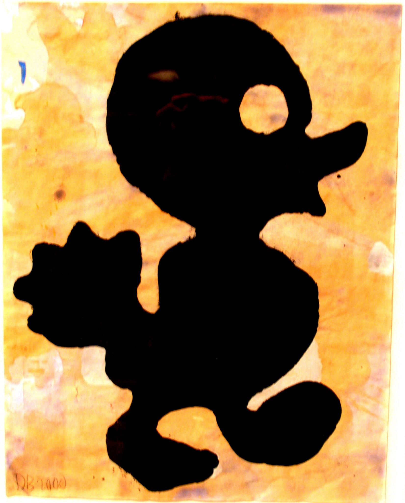 Duck by Donald Baechler