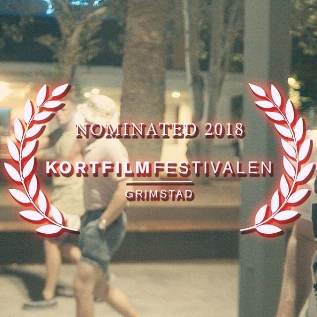 Filmen skal vises på Den Norske @kortfilmfestivalen 14. og 15. juni. Nominert til beste kortdokumentar! 💥💥💥