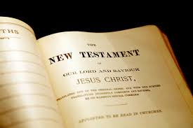 New Testament Study2nd & 4th Thursdays 6:30 PM - Click Here to contact Bob for more information