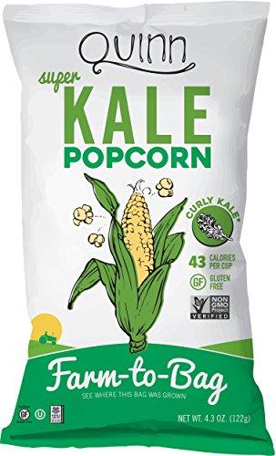 Quinn Super Kale Popcorn www.sundressesandsquats.com