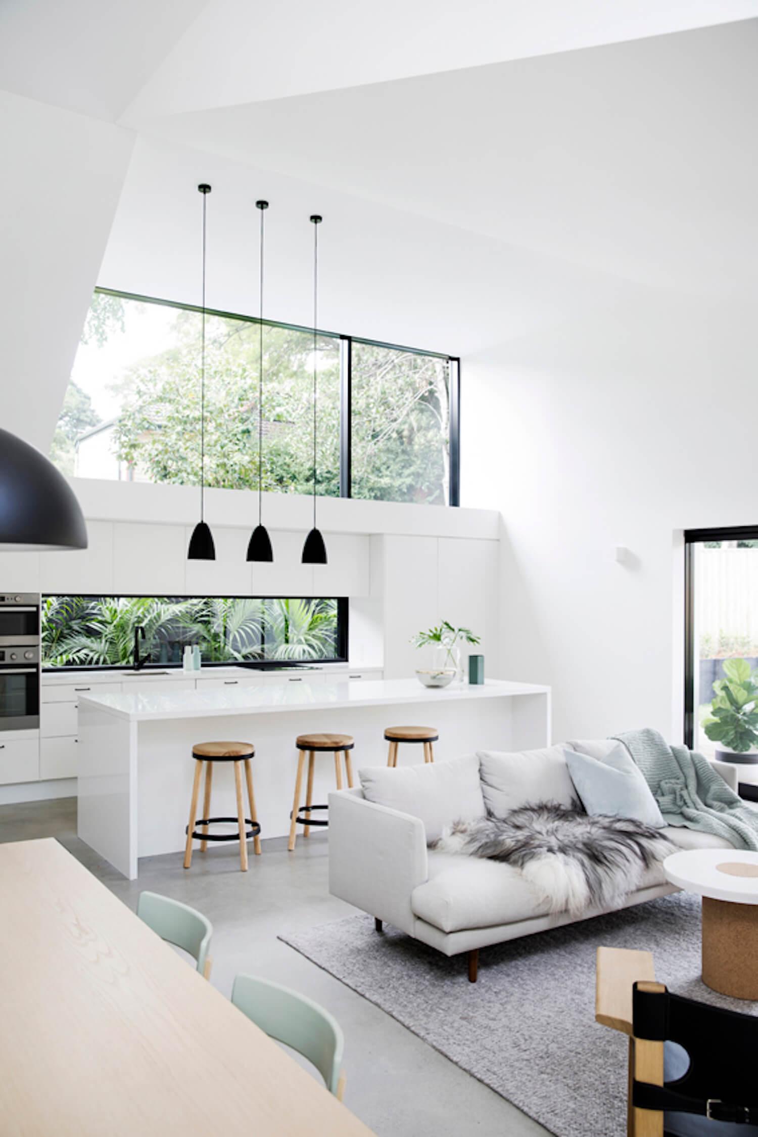 Designed by: Architect Prineas | Photo by: Chris Warnes | Content via:  Est Living