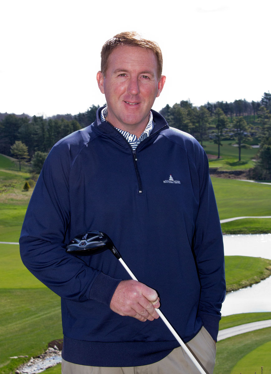 Chad Penman, PGA Director of Golf & Membership