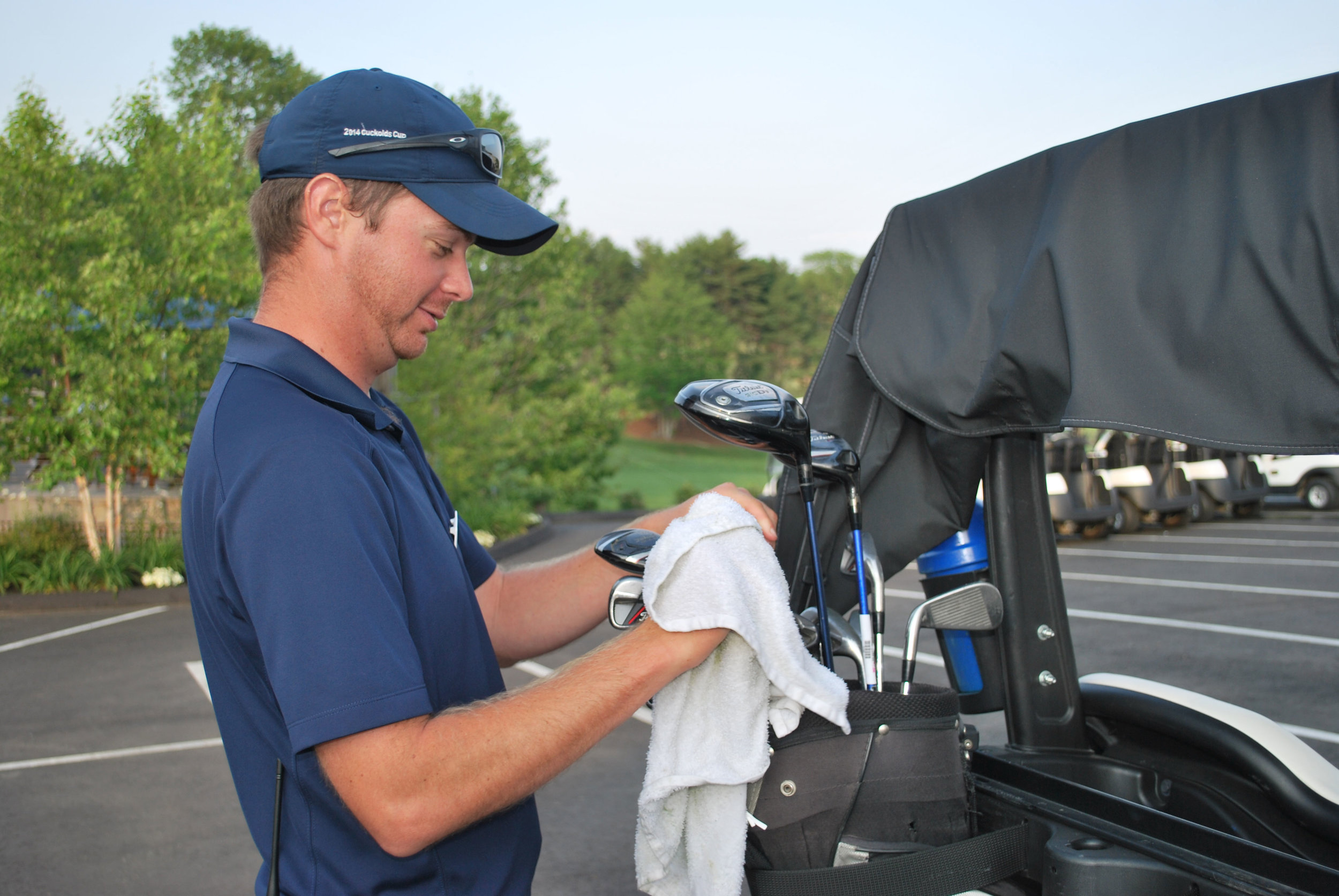 Our golf service staff is here to start your day with a smile and whatever else you may need before getting to the 1st tee and they are there when you finish to help clean up after the round.