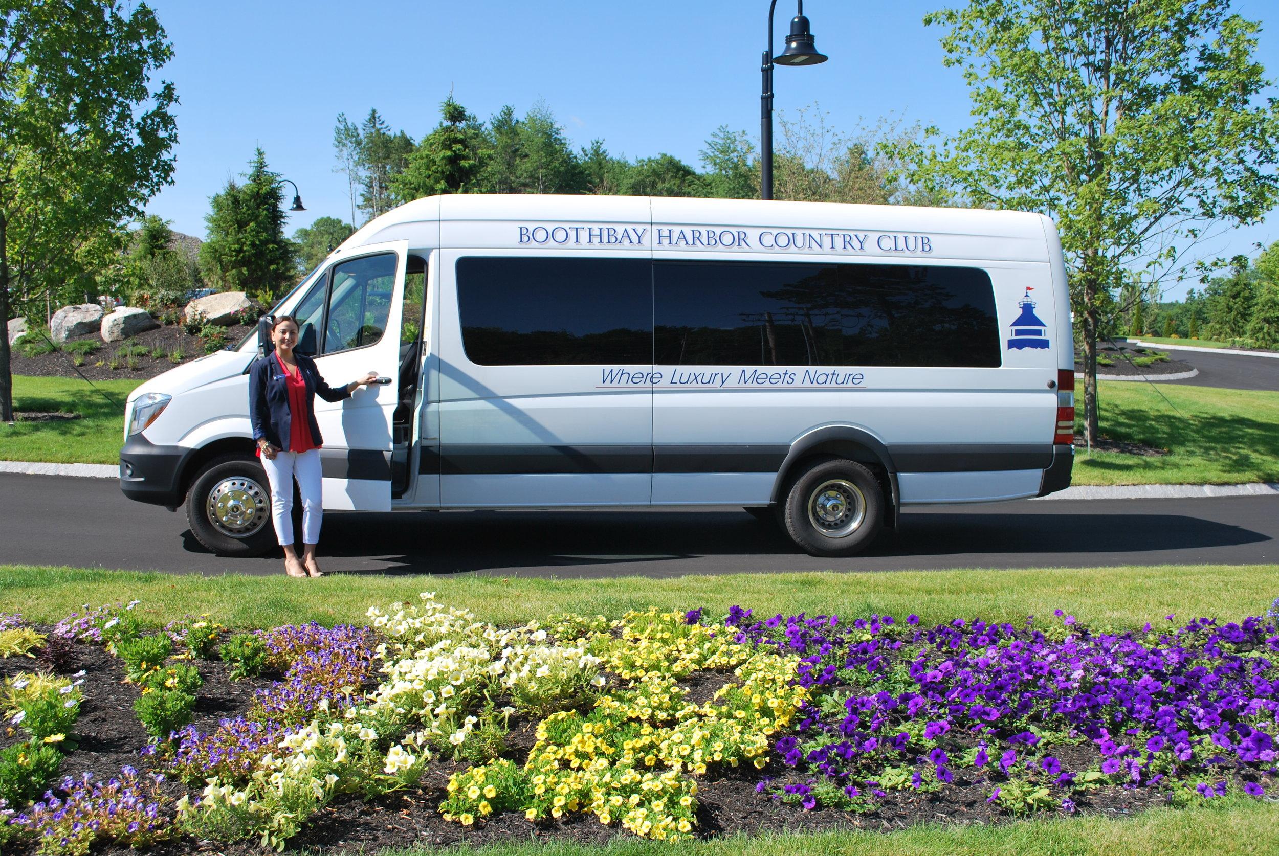 Luxury Transportation Service