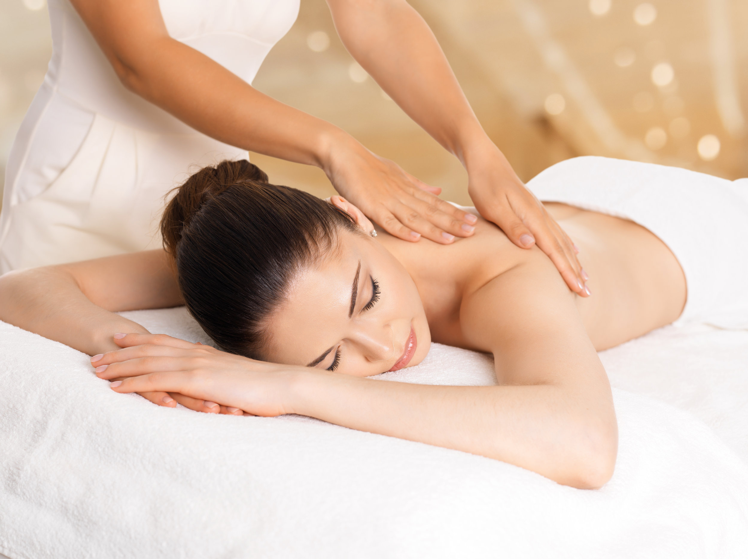 Treat yourself to a massage from one of our trained professionals