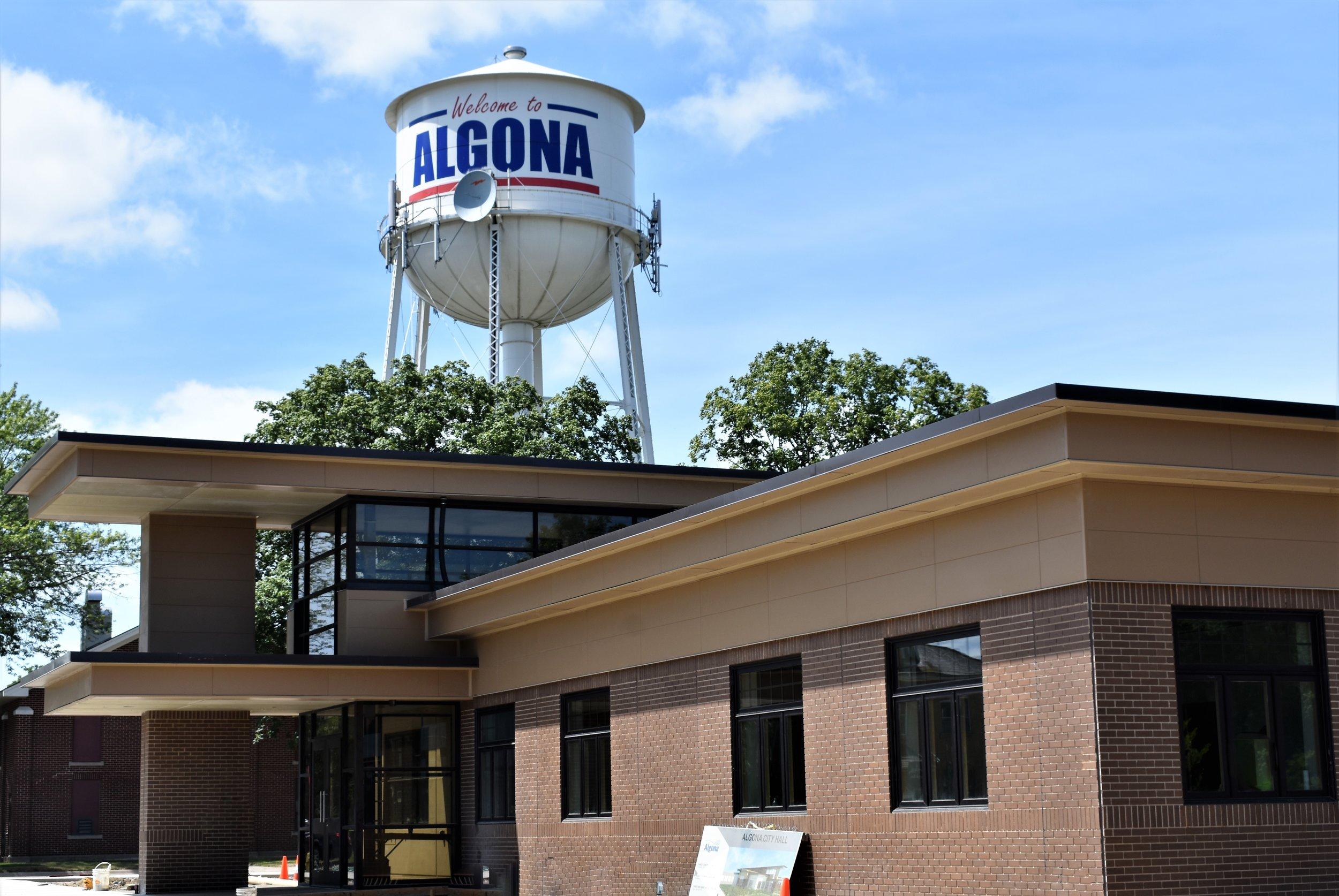 Algona City Hall
