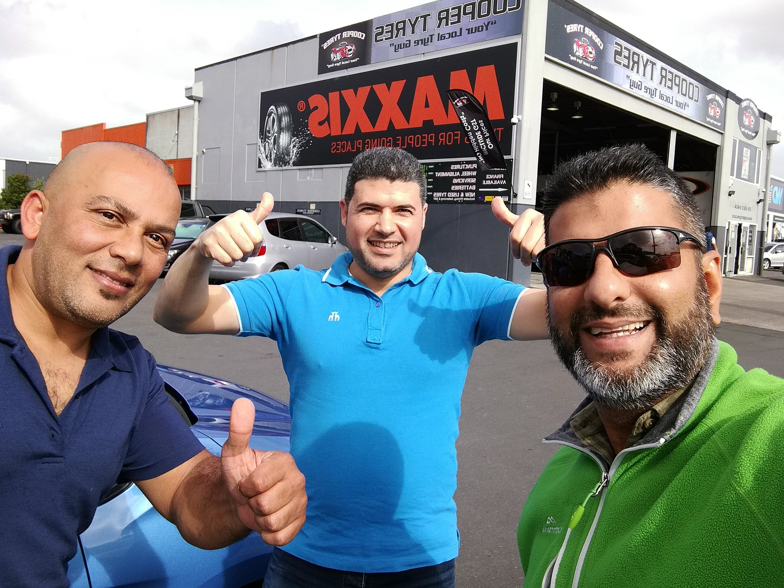 Fehad passes restricted driving test at VTNZ Manukau