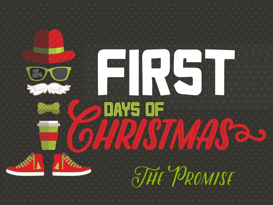 The First Days of Christmas#1-The Promise.jpg