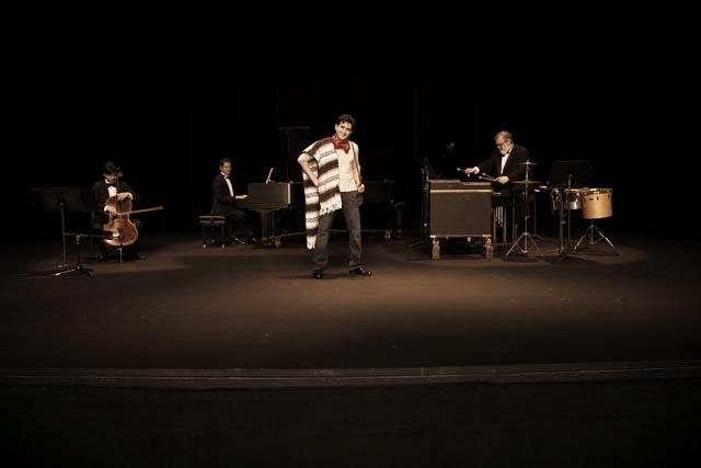 CORE Ensemble - National Tours of Los Valientes and Harvest of Voices