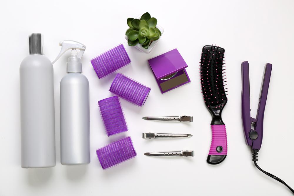 beauty bottle spray package packaging transfers rub on color vu