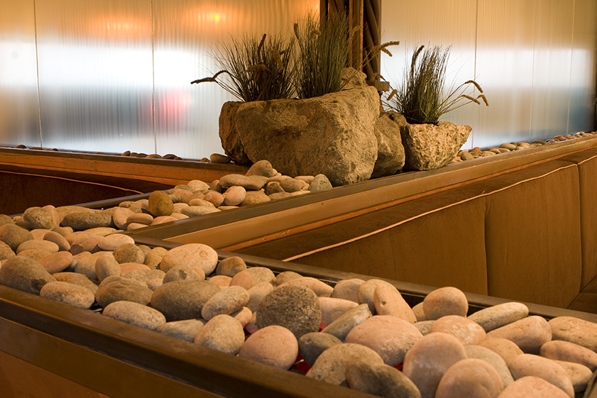 Commercial Restaurant and Lounge Design Project | Chico, CA | Rock Detail