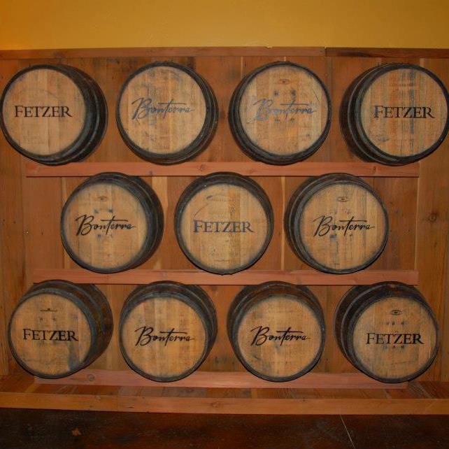 Restaurant & Bar Commercial Design Project | Northern, CA | Wine Barrel Decor