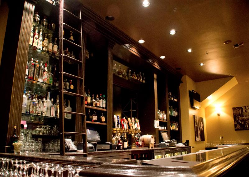 Restaurant & Bar Commercial Design Project | Northern, CA | Bar Design