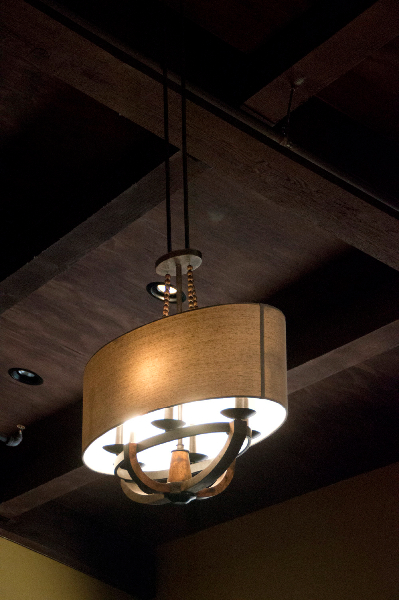 Restaurant & Bar Commercial Design Project | Northern, CA | Lighting Design
