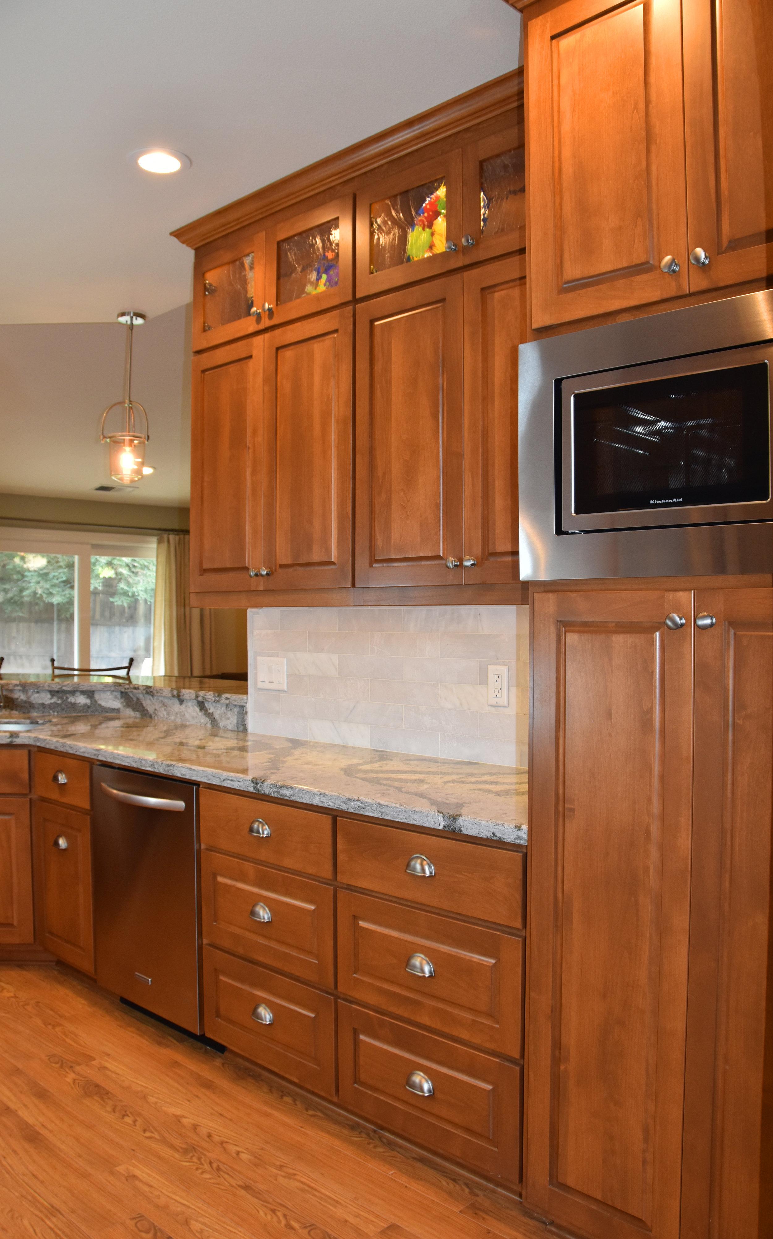 Yosemite Drive Kitchen Remodel