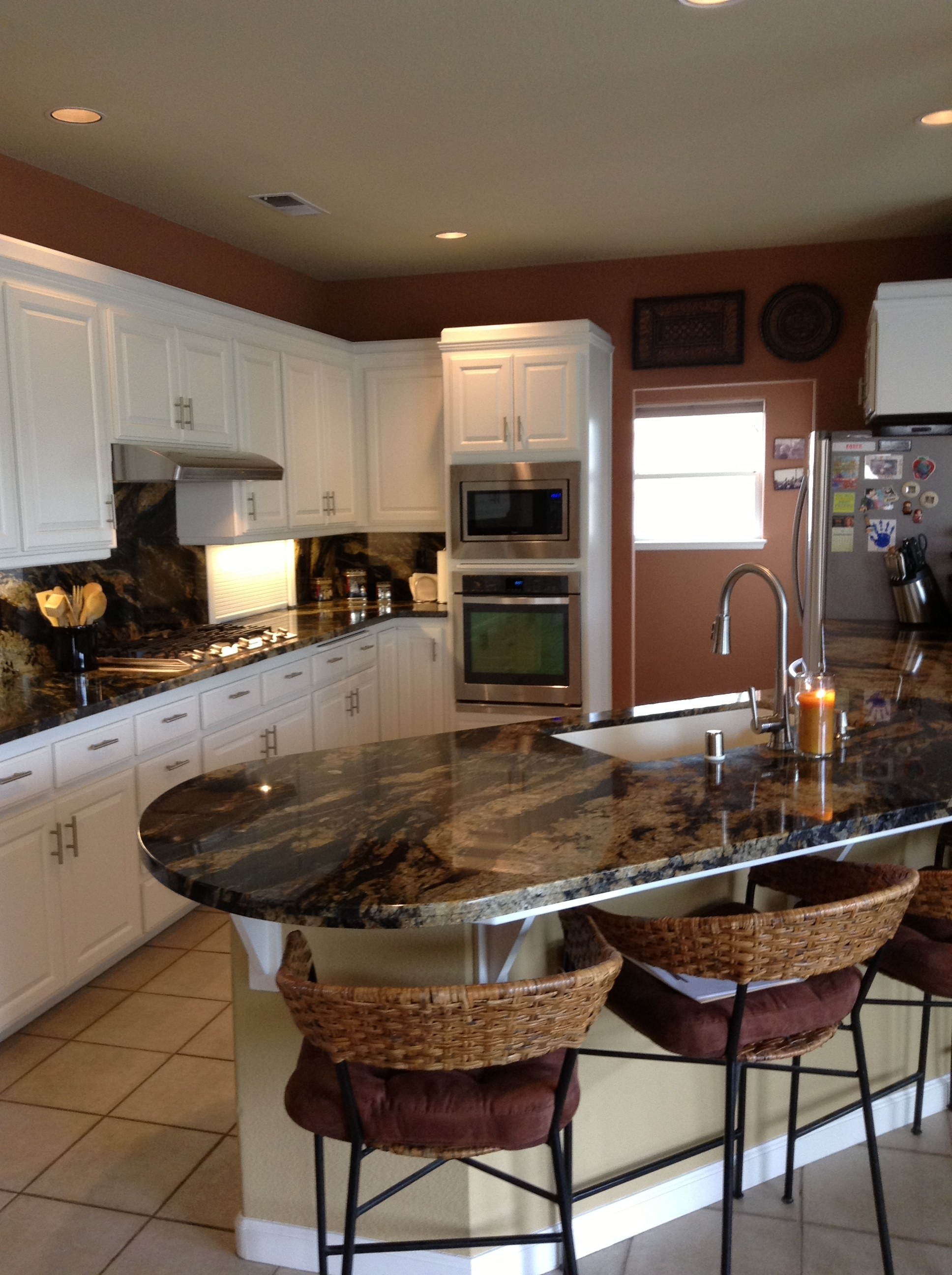 Burney Drive Kitchen Remodel