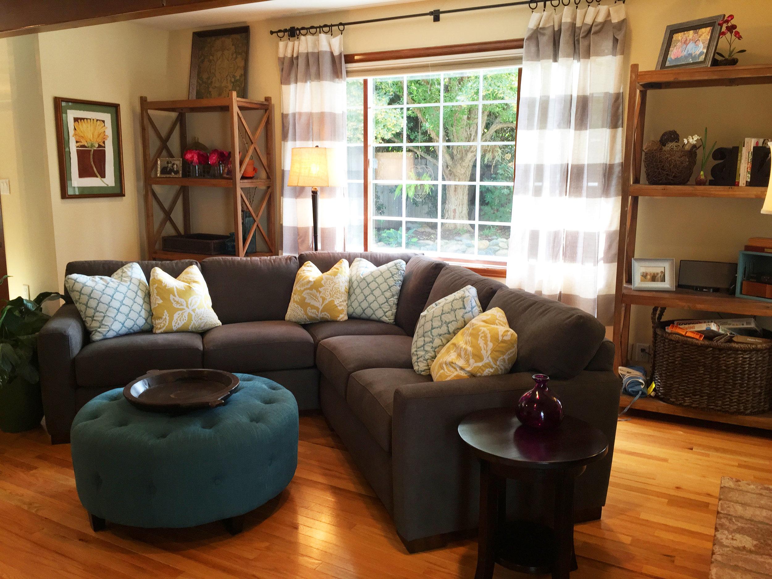 Roble Vista Family Room Remodel