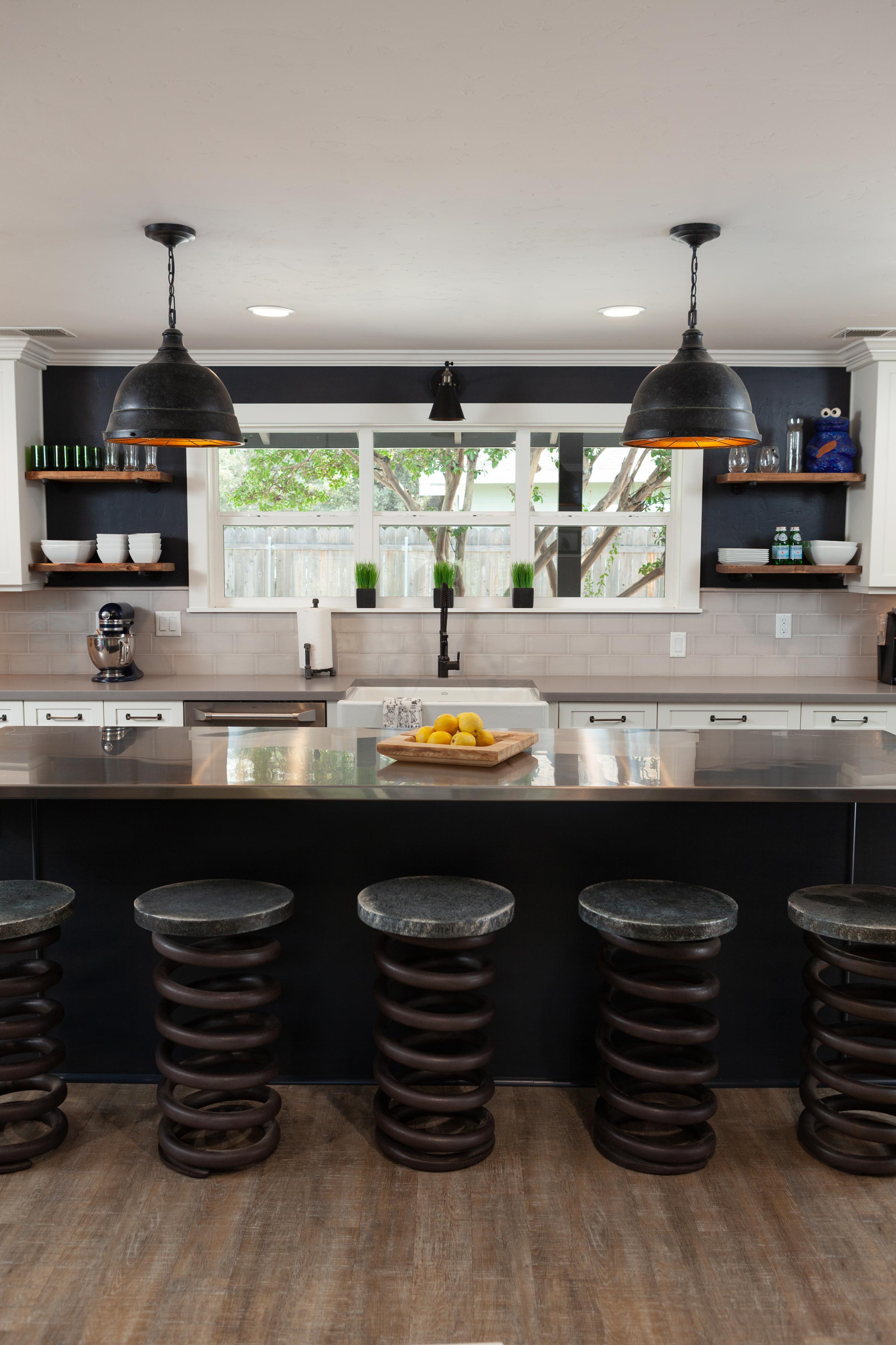Loma Linda Kitchen & Bathroom Remodel Project by Lori K Design Studio