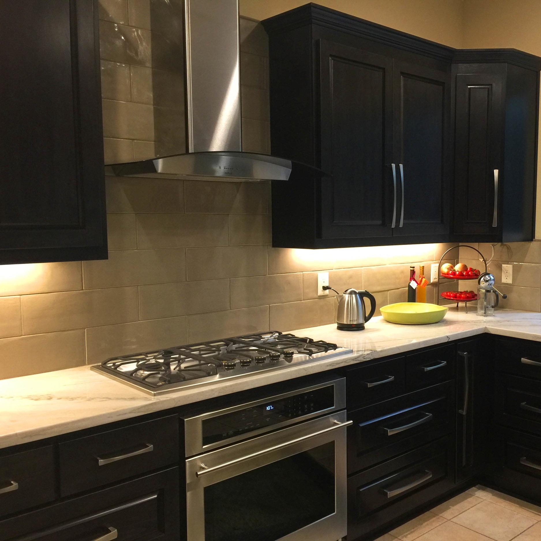 Woodcreek Residence - Modern Kitchen Remodel