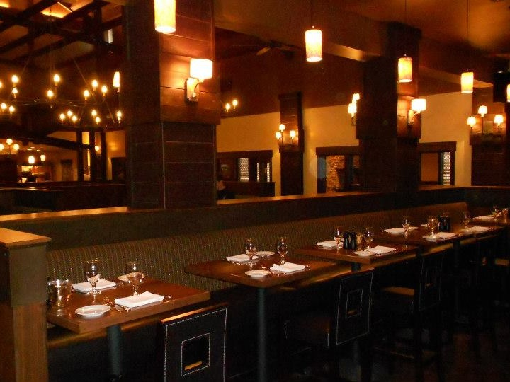 Crush Italian Steakhouse & Bar - Commercial Restaurant and Bar Interior Design | Northern, California