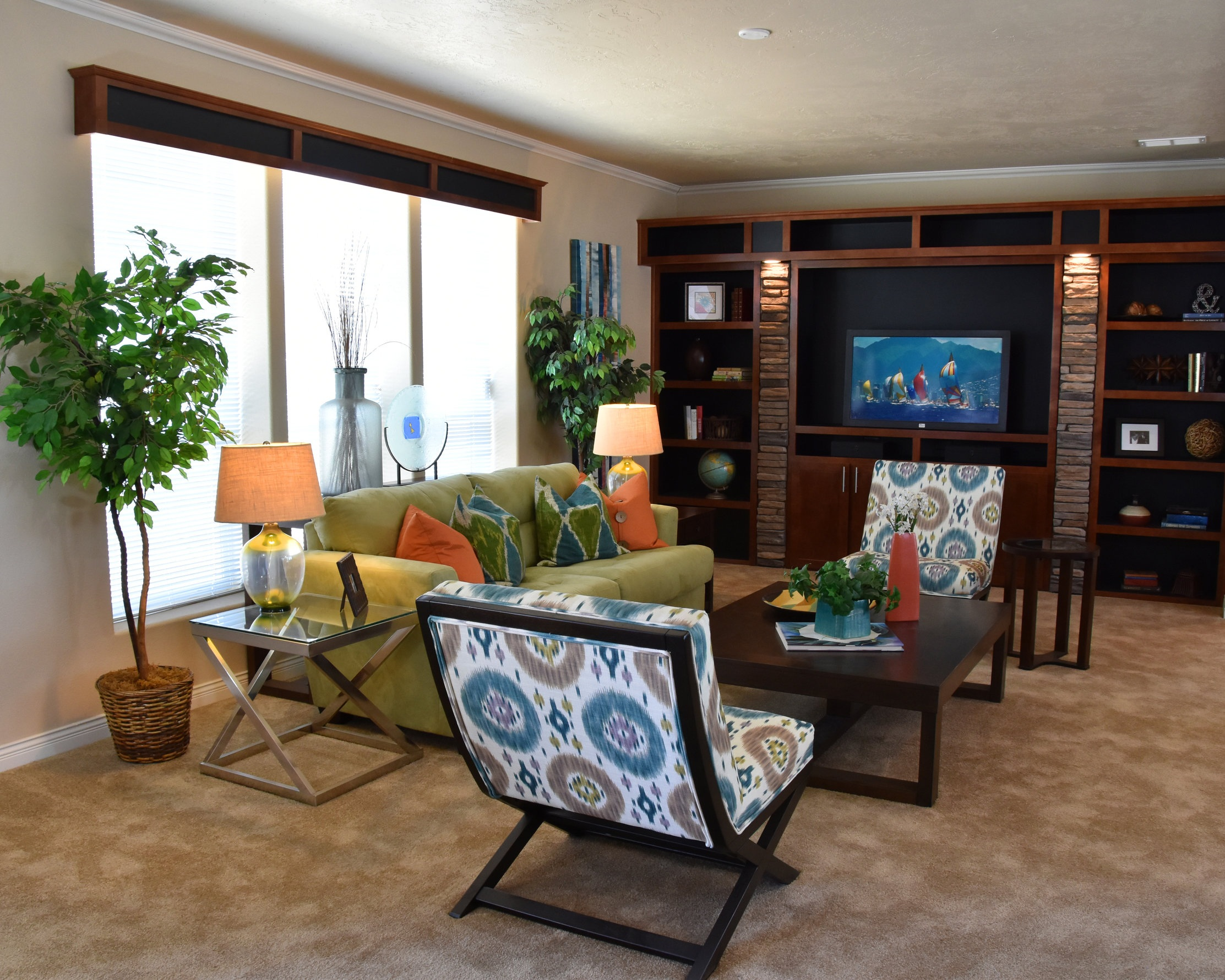Model Home Design - Model Home Merchandising and Home Staging   Pacific Northwest