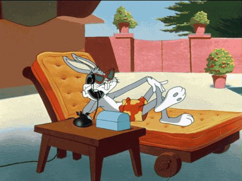 """You want my life story? ...first, I was born. Which goes without saying."" ~Bugs Bunny in 'What's Up Doc?'"