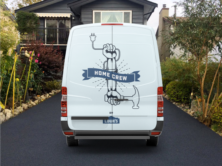 Installation - Both In-store and online, a Home Crew agent can be booked for home installations or to provide mobile support throughout the installation/ configuration process.
