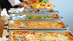 Traditional Catering - Buffet or plated options and a large menu selectionCLICK HERE