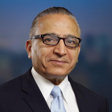 Massoud Ahmadi, Associate Consultant -