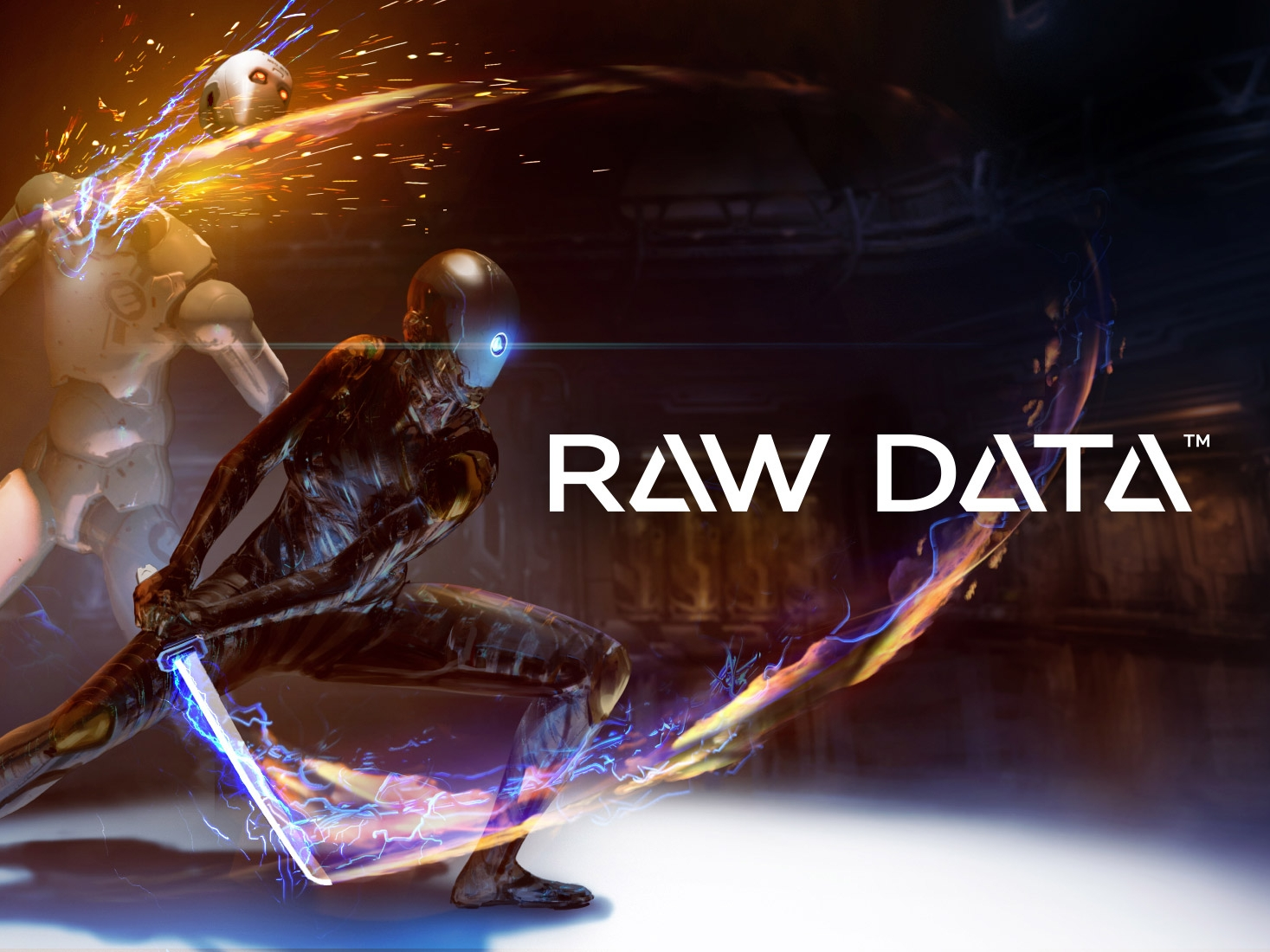 Built from the ground up for VR, Raw Data's action gameplay, intuitive controls, challenging enemies, and sci-fi atmosphere will completely immerse you within the surreal world of Eden Corp. Go solo or team up and become the adrenaline-charged heroes of your own futuristic technothriller.