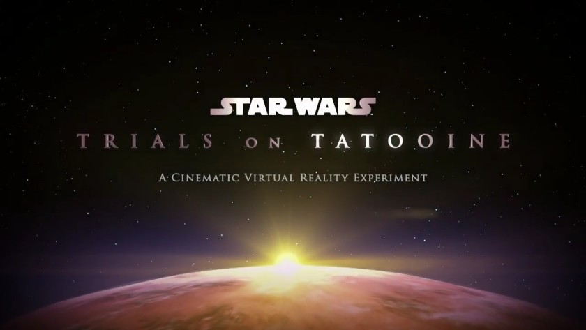 Commence your Jedi training in this Star Wars virtual reality demo experience. Repair the Millennium Falcon, defend it from attack by Imperial Stormtroopers, and wield a LIGHTSABER.