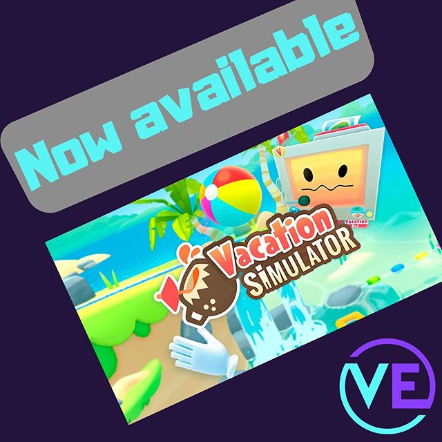 Since July is vacation month, we've added Vacation Simulator to our library. Come play!