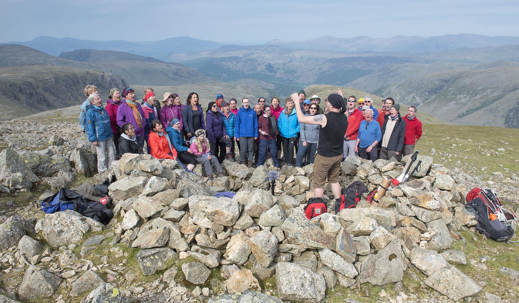 The Choir on Green Gable Summit ds.jpg