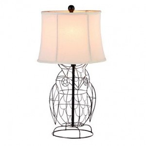 Kirkland Wire Owl Table Lamp